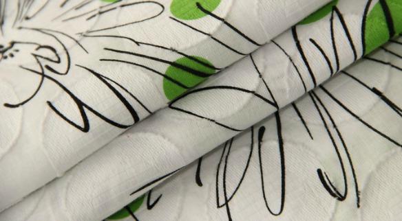 Jacquard Print Fabric, Digital Printing Jacquard Fabric Supplier